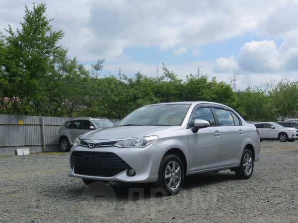 Toyota Corolla Axio, 2017 год, 775 000 руб.