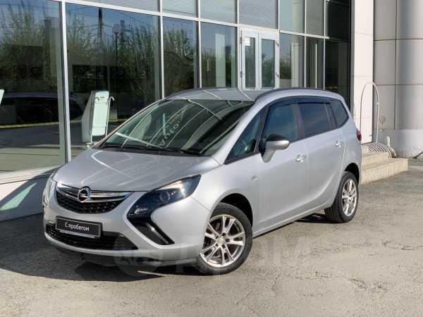 Opel Zafira, 2012 год, 599 000 руб.