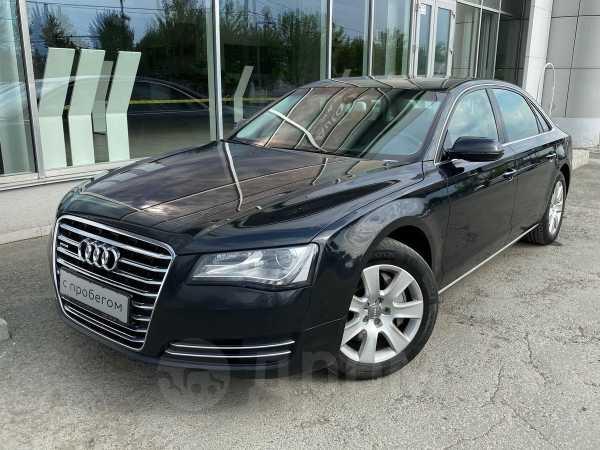 Audi A8, 2013 год, 1 029 000 руб.