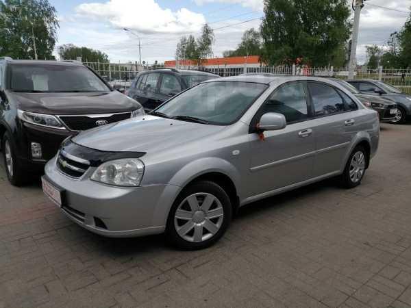 Chevrolet Lacetti, 2011 год, 299 500 руб.