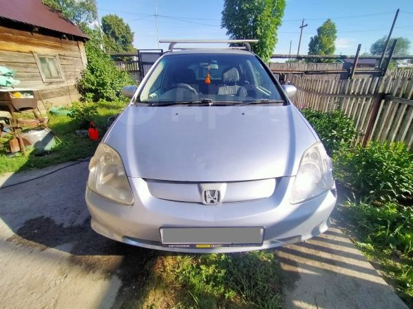 Honda Civic, 2000 год, 180 000 руб.