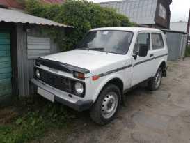 Барнаул 4x4 2121 Нива 1977
