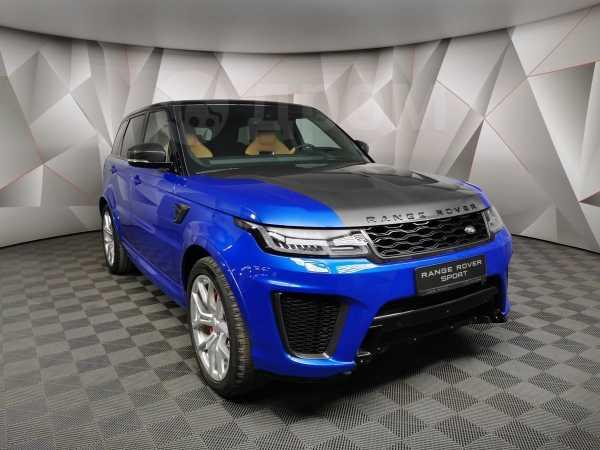 Land Rover Range Rover Sport, 2020 год, 11 292 134 руб.
