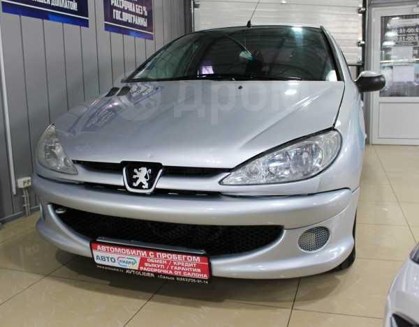 Peugeot 206, 2008 год, 169 900 руб.