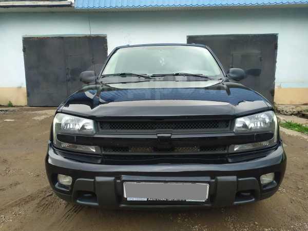 Chevrolet TrailBlazer, 2006 год, 500 000 руб.