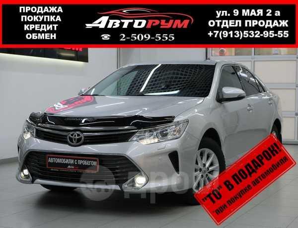 Toyota Camry, 2014 год, 1 157 000 руб.