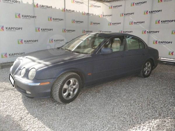 Jaguar S-type, 2000 год, 340 000 руб.