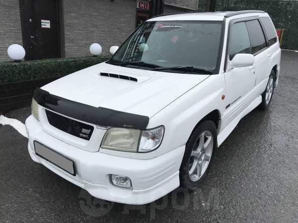 Subaru Forester, 2001 год, 355 000 руб.