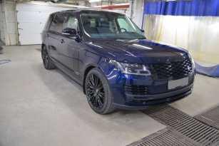 Екатеринбург Range Rover 2019