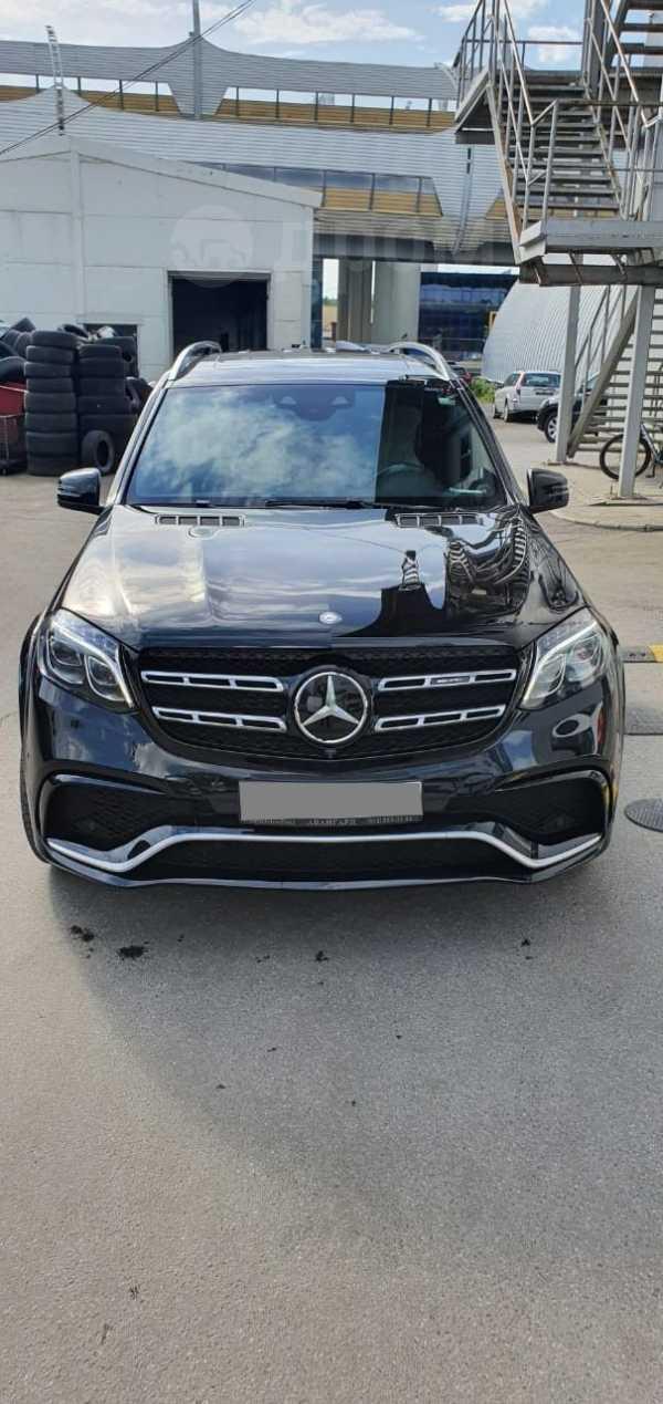 Mercedes-Benz GLS-Class, 2016 год, 4 150 000 руб.