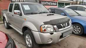 Абакан Nissan NP300 2012