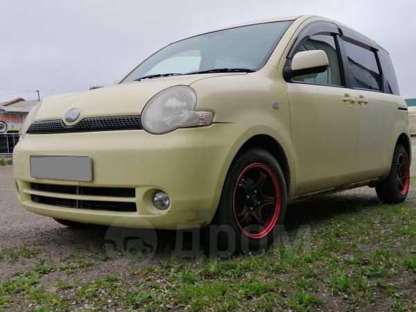 Toyota Sienta, 2004 год, 250 000 руб.