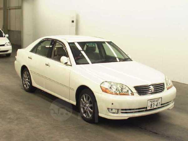 Toyota Mark II, 2003 год, 289 999 руб.