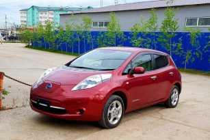 Якутск Nissan Leaf 2012
