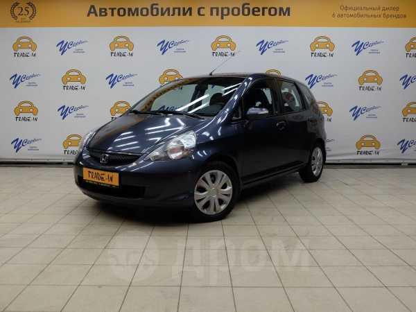 Honda Jazz, 2007 год, 380 000 руб.