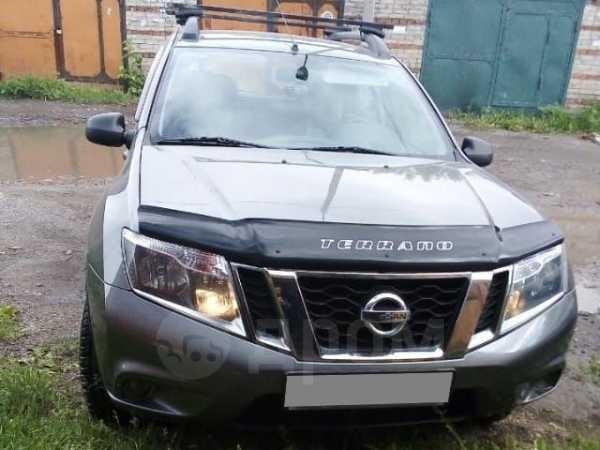 Nissan Terrano, 2015 год, 750 000 руб.