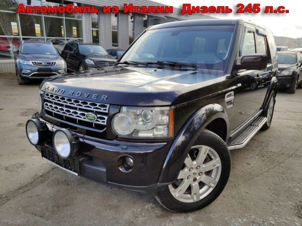 Land Rover Discovery, 2009 год, 999 000 руб.