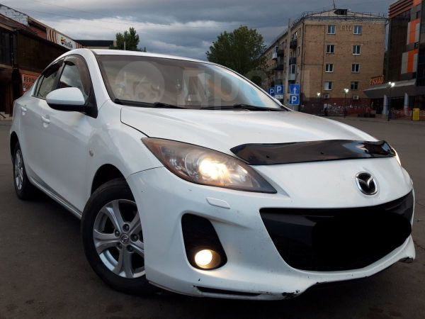 Mazda Mazda3, 2012 год, 485 000 руб.