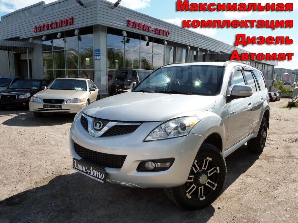 Great Wall Hover H5, 2012 год, 525 000 руб.