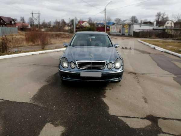 Mercedes-Benz E-Class, 2004 год, 399 000 руб.