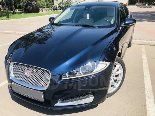 Jaguar XF, 2015 год, 1 400 000 руб.