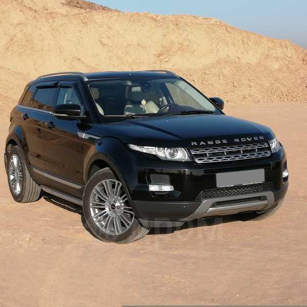 Land Rover Range Rover Evoque, 2011 год, 1 185 000 руб.