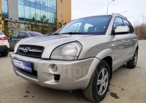 Hyundai Tucson, 2007 год, 430 000 руб.