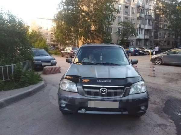 Mazda Tribute, 2005 год, 349 000 руб.