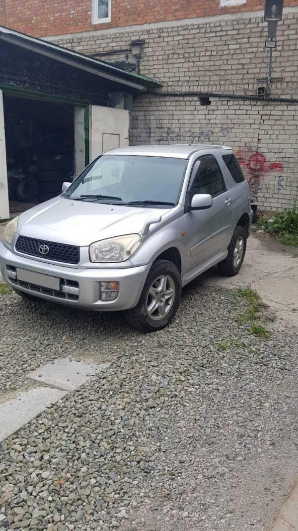 Toyota RAV4, 2001 год, 405 000 руб.