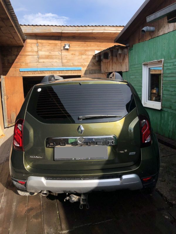 Renault Duster, 2015 год, 800 000 руб.