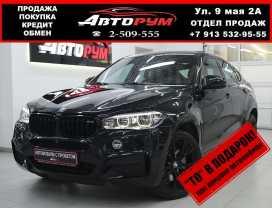 Красноярск BMW X6 2016