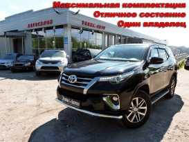 Мурманск Fortuner 2017