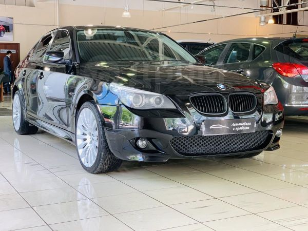 BMW 5-Series, 2007 год, 564 900 руб.