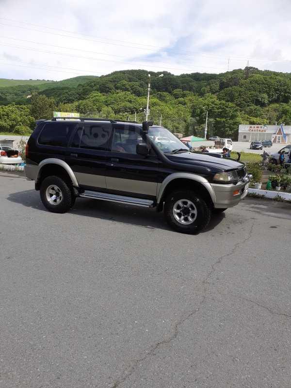 Mitsubishi Challenger, 1996 год, 470 000 руб.
