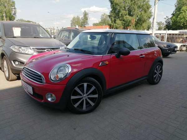 Mini Hatch, 2009 год, 465 500 руб.