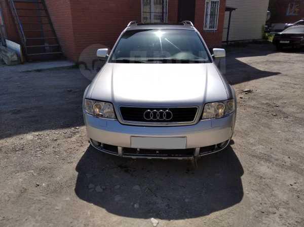 Audi A6 allroad quattro, 2002 год, 305 000 руб.