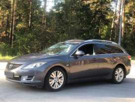 Барнаул Mazda6 2008