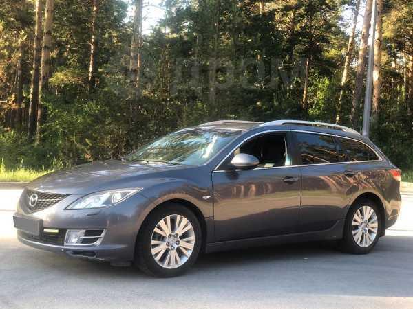 Mazda Mazda6, 2008 год, 505 000 руб.