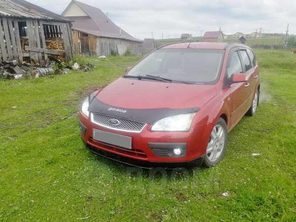Ford Focus, 2006 год, 350 000 руб.