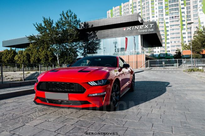 Ford Mustang, 2019 год, 2 750 000 руб.