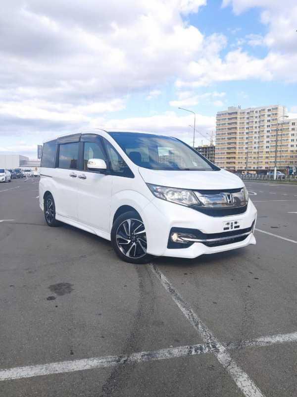 Honda Stepwgn, 2015 год, 1 484 000 руб.