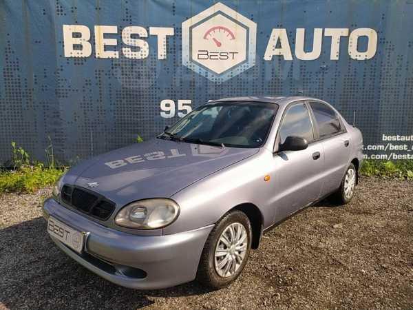 Chevrolet Lanos, 2007 год, 108 000 руб.