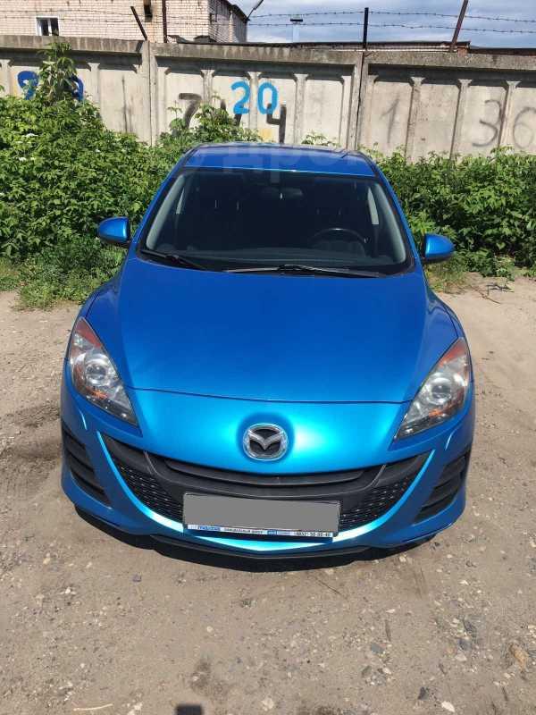 Mazda Mazda3, 2009 год, 410 000 руб.