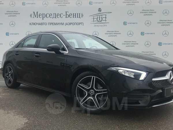 Mercedes-Benz A-Class, 2020 год, 2 185 000 руб.