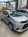 Toyota Aqua, 2016 год, 670 000 руб.