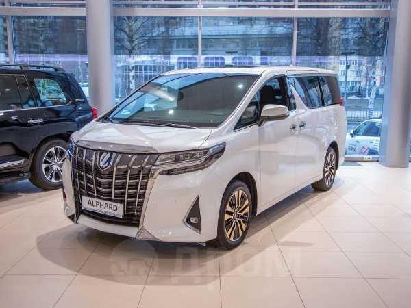 Toyota Alphard, 2019 год, 5 078 000 руб.