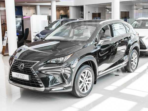 Lexus NX200, 2020 год, 2 710 000 руб.