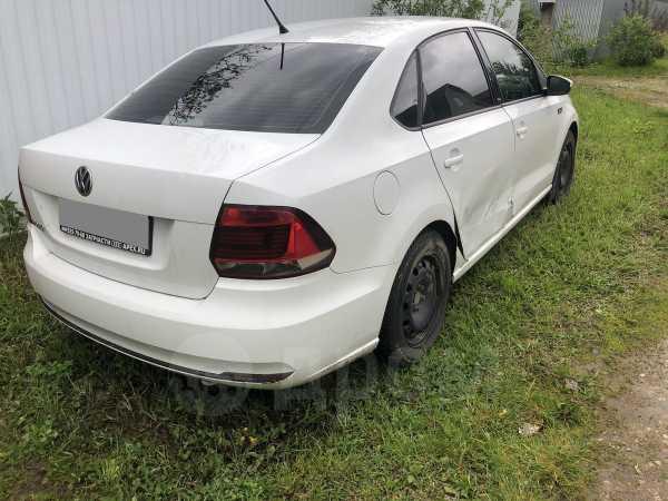 Volkswagen Polo, 2016 год, 370 000 руб.