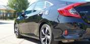 Honda Civic, 2016 год, 1 350 000 руб.