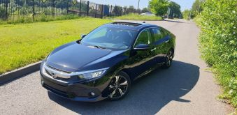 Москва Honda Civic 2016